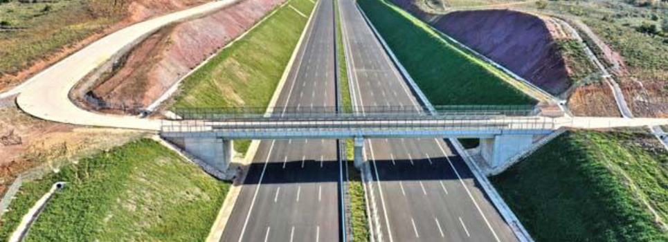 85 PERCENT OF THE NORTHERN MARMARA MOTORWAY IS COMPLETED